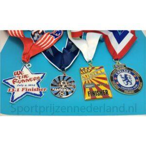 Medailles voor alle sporten