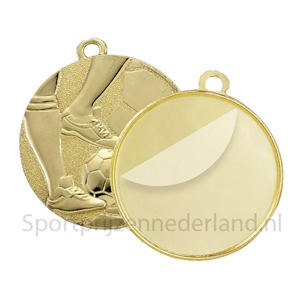 Medailles gelabeld