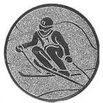 95. Skiën afdaling