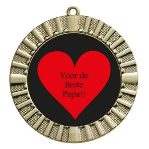 Medailles met een speciale afbeelding
