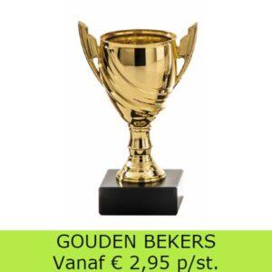 Gouden bekers